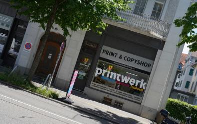 Printwerk - Druckerei & Copy Shop in St. Gallen